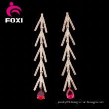 2016 Fashion Jewelry Long Earrings for Girls