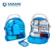 SKB5B007 Economic Waterproof Small Storage Plastic First Aid Kit