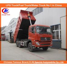 Dongfeng Dalishen 6X4 Tipper Truck/Dump Truck with Cummins Engine