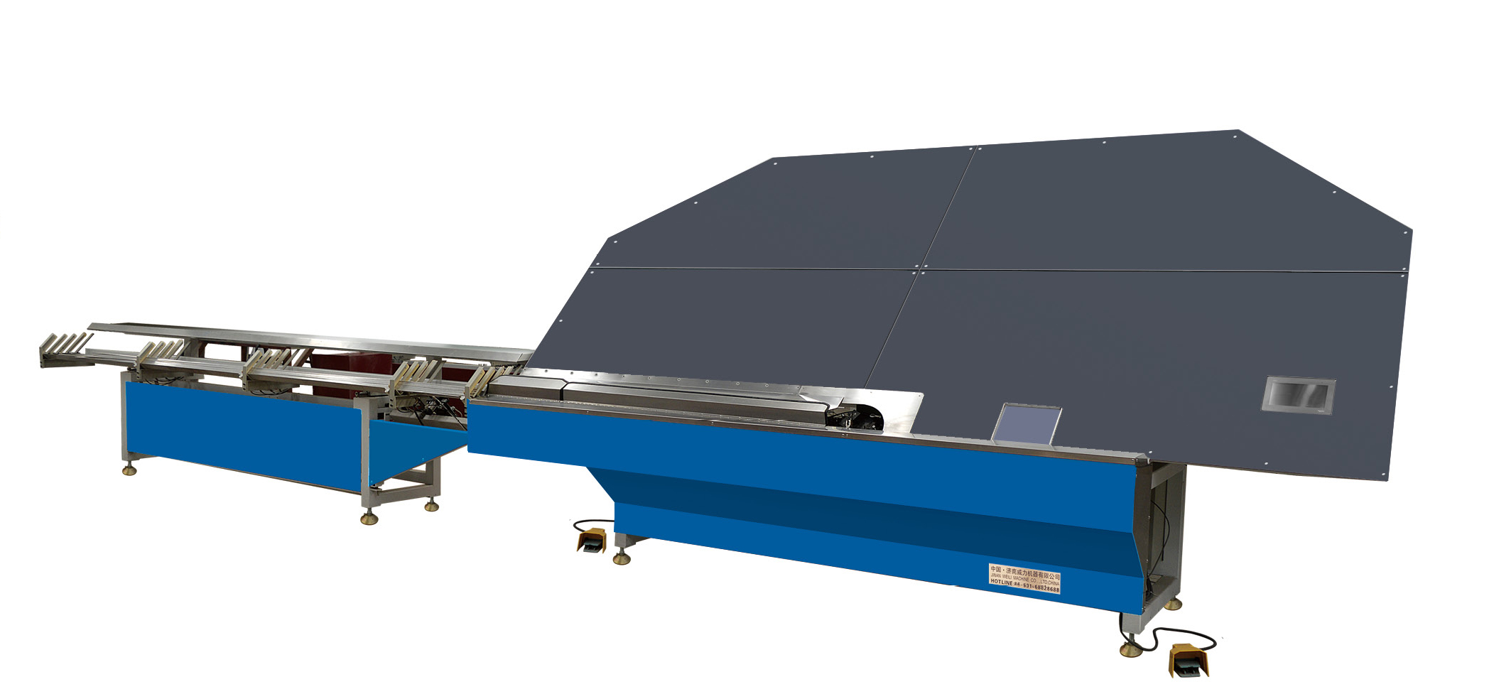 Spacer bar bending machine