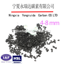ISO 9001 Activated carbon coconut shell granular price