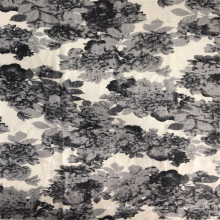 Ткань с нано-цветочным принтом