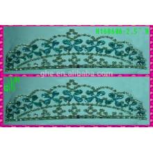 Neue Entwürfe Großhandel Tiara neue Krone Rhinestone tiaras und Kronen