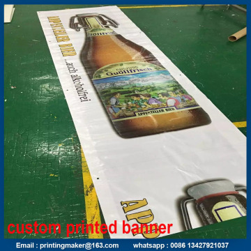 Benutzerdefinierte 13 Oz Business Outdoor Vinyl Banner