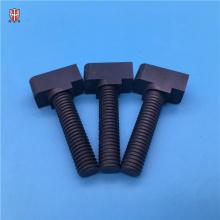 tragbare Si3N4 Keramikschraube Schraubenmutter