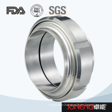 Stainless Steel 6 Slot Hygienic Union Pipe Fitting (JN-UN2002)
