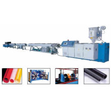 polyurethane pipe extrusion line