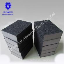 silicon carbide EVA foam sanding sponge block