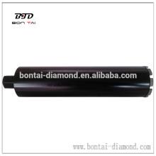 "1-1/4"" UNC Diamond core drill bits for reinforced concrete"