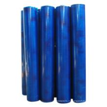Синяя защитная пленка для сэндвич-панелей