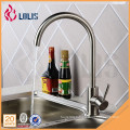 New products stainless steel hot and cold water ridge kitchen faucet
