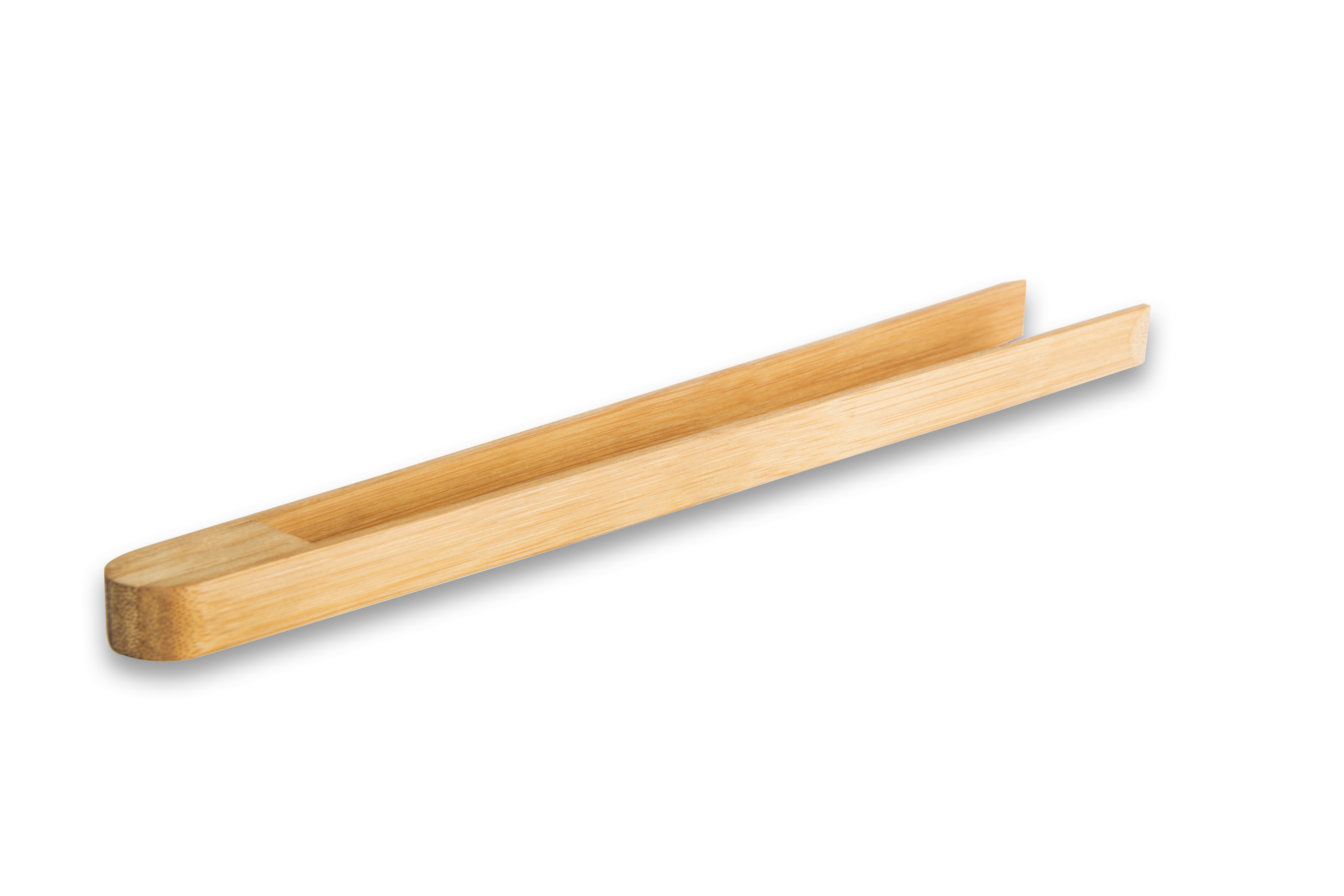 Bamboo Kitchen Tongs