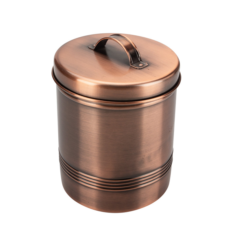 Kitchen Copper Canister