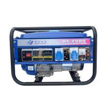 Honypower (Chine) Hy2500e 2kw 2kVA nouvelle conception électrique fil de cuivre générateur électrique à essence