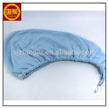 Китая оптом микрофибра полотенца парикмахерские, 26*65см плюш из микрофибры волосы полотенце