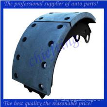 russia brake shoe 53205-3501090-40 53205-3501090-41 53212-3501090-10 for kamaz 65115 brake shoe