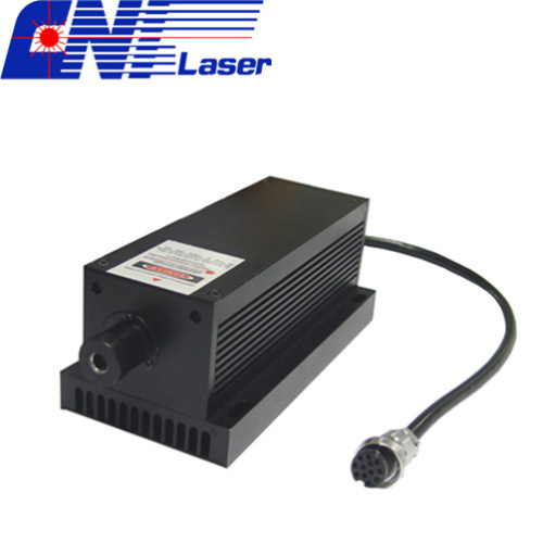 689 nm roter Laser