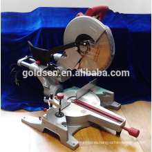 """1900W/15A 305mm 12"""" Power Slide Compound Miter Saw Machine Portable Wood Aluminum Cutting Electric Saw"""