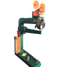 Semi Auto Stitcher Carton Box Two Pieces Manual Machine High Speed factory