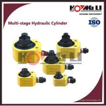 Industrieller Gebrauch HL-D Minikolben-Hydraulikzylinder