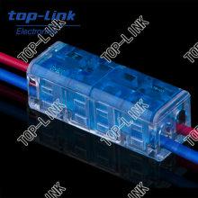 Соединители электрических проводов, быстрее и безопаснее
