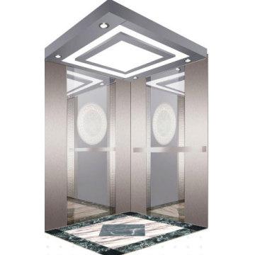 Зеркало из нержавеющей стали травления пассажирский лифт