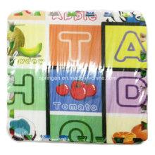 Мозаика EVA Мат игрушки 24PCS красивые фотографии