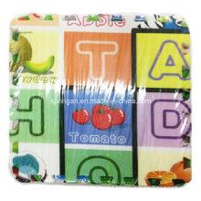 Mosaic EVA Mat Toys 24PCS Beautiful Pictures