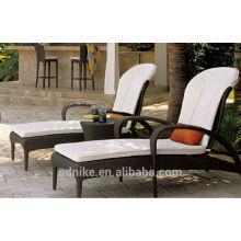 cheap hot sale sun lounge pool furniture folding sun lounge chair