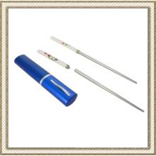 2 plegables palillos con cabeza de esmalte (CL1Y-CS208)