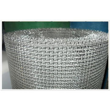 Crimped Wire Mesh Stainless Steel