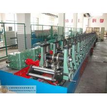 Fournisseur de machines à formater des rouleaux de cannelures en acier galvanisé Dubai