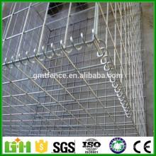 High Quality Hesco Welded Wire Mesh Gabion Basket/Welded Mesh Gabion