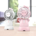 New Funny Gift Air Cooler Charging Table Mini Stand Fan Price