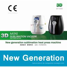 3D Multifunktionale Sublimation Transferpresse Transfermaschine (B-Ausgabe)