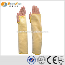 SUNNYHOPE manga de proteção de trabalho resistente ao corte