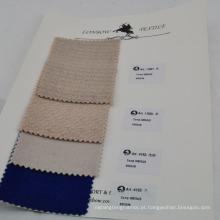 tecido de casaco de inverno de lã poliéster