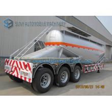35 Cbm 3 Axles Dry Bulk Trailer V Shape Cement Tanker