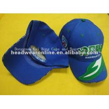 100% хлопок саржа спортивная кепка и мужская спортивная шапка