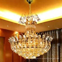 barato pequeño colgante colgante araña de cristal accesorio de iluminación al por mayor de alta calidad arañas de la decoración del hogar