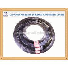 """2 """"CL150 ss316 fabricant de joint en caoutchouc graphite"""