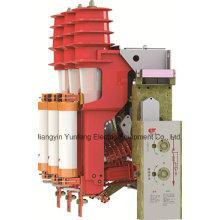 Yfn12-12rd / 125-21.5-Interruptor de corte de carga con cuchillo de puesta a tierra