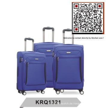 Günstige Soft Travel Trolley Gepäckfabrik (KRQ1321)