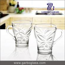 8 oz de haute qualité en verre gravé en verre (GB092308SYC)