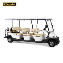 Китай 12 местный гольф-кары электрический гольф-багги для гольфа клуб автомобиль электрический мини-автобус цена