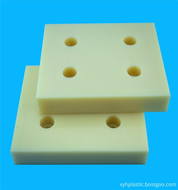 CNC Machining ABS Block