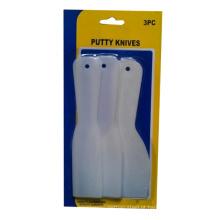 3 PCS plástico Putty Faca Set Mth1014