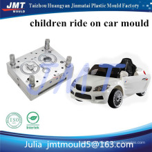 Manufacturing new style plastic baby car mould