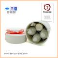 Caixa de presente de tubo de alta qualidade com tampa