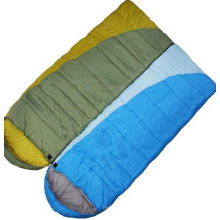 Envelopes Autumn and Winter Sleeping Bags Can Fight Each Double -10 Degrees